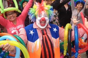 toronto clowns, clowns in canada